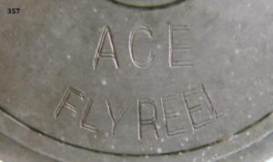 ACE FISHING REEL 019