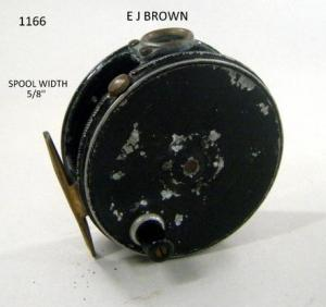 BROWN FISHING REEL (12)