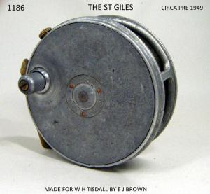 BROWN FISHING REEL (14)