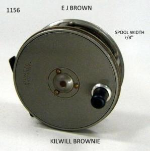 BROWN FISHING REEL (15)
