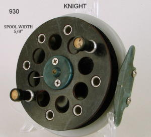 KNIGHT FISHING REEL 009
