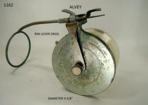 ALVEY FISHING REEL 101