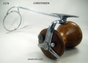CHRISTENSEN FISHING REEL 101