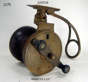 JUSTUS FISHING REEL 101