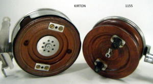 KIRTON FISHING REEL 104