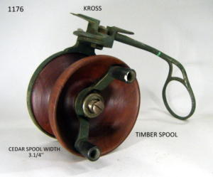 KROSS FISHING REEL 099