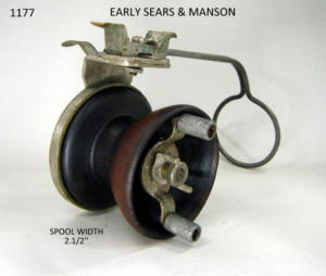 SIDECAST FISHING REEL 099