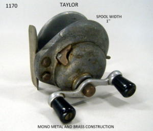 TAYLOR FISHING REEL 097