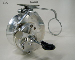 TAYLOR FISHING REEL 100