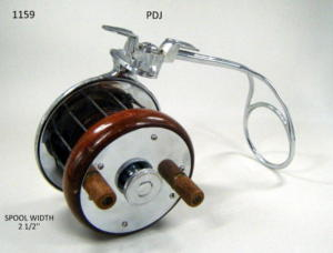 PDJ PRESTO FISHING REEL 023