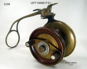 PDJ PRESTO FISHING REEL 039