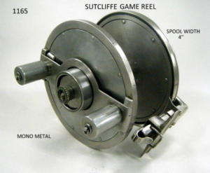 SUTCLIFFE FISHING REEL 001