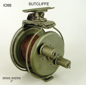 SUTCLIFFE FISHING REEL 003