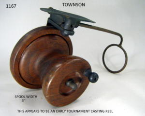 TOWNSON FISHING REEL 001
