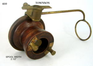 TOWNSON FISHING REEL 003