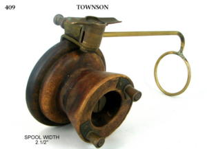 TOWNSON FISHING REEL 007