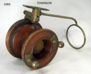 TOWNSON FISHING REEL 009