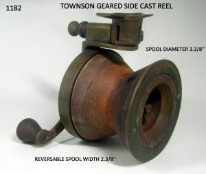 TOWNSON FISHING REEL 013
