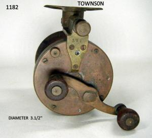 TOWNSON FISHING REEL 014