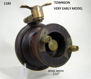 TOWNSON FISHING REEL 016
