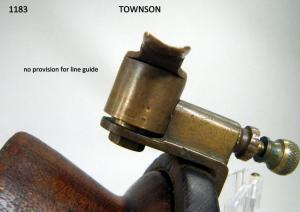 TOWNSON FISHING REEL 018