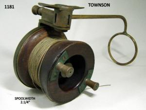 TOWNSON FISHING REEL 021