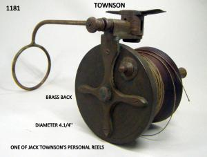 TOWNSON FISHING REEL 022